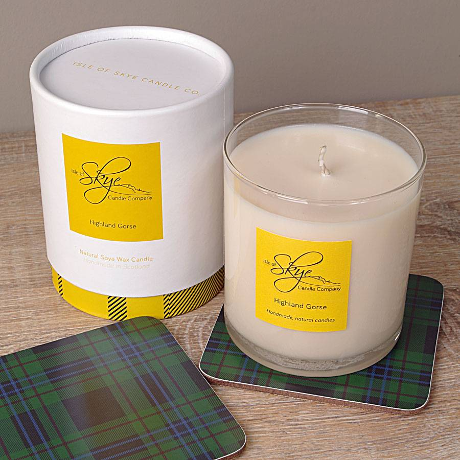 Candle-Gorse-Coaster