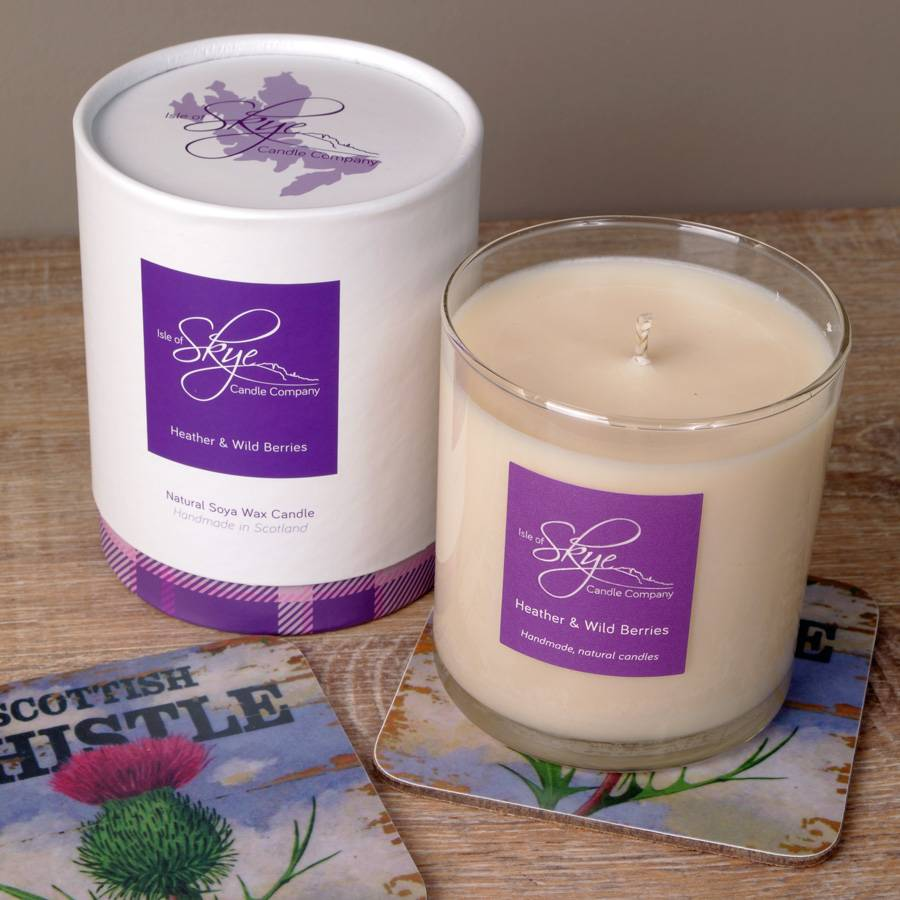 Candle-Heather-Coaster